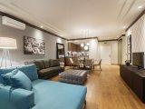 Apartment 1 Living Room